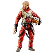 Star Wars Black Series 6 inches figures X-Wing pilot Asti painted action figure