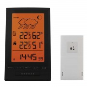 LCD domáca bezdrôtová meteostanica WSA-502