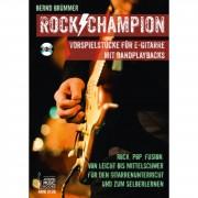 Acoustic Music Books Rock Champion