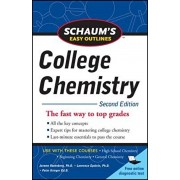 Schaum's Easy Outlines of College Chemistry, Second Edition, Paperback/Jerome Rosenberg