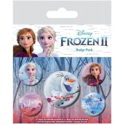Pyramid Frozen 2 - Destiny Pin Badges 5-Pack