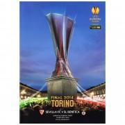 Club Licensed UEFA Champions League Finale Programmaboekje 2014