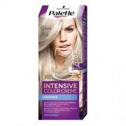 Palette hajfesték Intensive Color Creme 2x50ml Sarki ezüstszőke