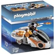 PLAYMOBIL Spy Skybike Team