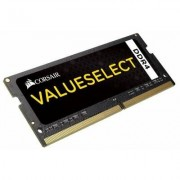 Corsair Pamięć RAM CORSAIR Value Select 4GB DDR4 SODIMM 2133MHz C15 CMSO4GX4M1A2133C15