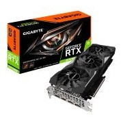 GIGABYTE Video Card NVidia GeForce RTX 2070 SUPER WINDFORCE OC GDDR6 8GB/256bit, 1785MHz/14000MHz, PCI-E 3.0 x16, HDMI, 3xDP, WINDFORCE 3 x Cooler (Double Slot), Metal Backplate, Retail (GV-N207SWF3OC-8GD)