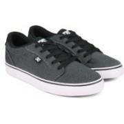 DC ANVIL TX SE Sneakers For Men(Black, Grey)