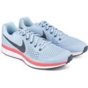 Nike AIR ZOOM PEGASUS 34 Running Shoes For Men(Blue)