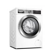 Mașina de spălat rufe Bosch WAX32EH0BY, 10 kg, 1600 rpm, Functie Reîncărcare, Display TFT, Sistem Anti-pete, Home Connect, i-Dos, Clasa A+++, Alb
