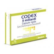 > Codex*20cps 5mld 250mg Blister