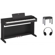 Yamaha Piano Digital Yamaha YDP 143 Arius Black SET