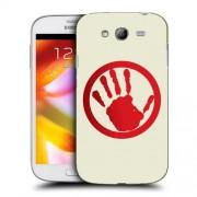 Husa Samsung Galaxy Grand Neo i9060 i9080 i9082 Silicon Gel Tpu Model Stop Hand