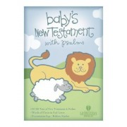 Baby's New Testament with Psalms-HCSB, Hardcover