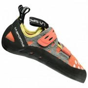 La Sportiva - Women's Tarantula - Chaussons d'escalade taille 36, noir/gris