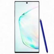 Смартфон Samsung Galaxy Note10+ (SM-N975F) Aura Glow, 6.8-инчов екран FHD (3040x1440), 12 GB/256 GB памет (поддържа до 1TB), Dual SIM, SM-N975FZSDBGL