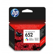 HP 652 Tri-color Ink Cartridge