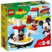 Конструктор ЛЕГО ДУПЛО - Лодката на Mickey, LEGO DUPLO, 10881