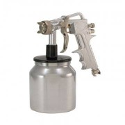 Pistol de vopsit cupa jos 1000CC duza 1.5 mm
