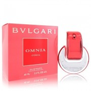 Omnia Coral For Women By Bvlgari Eau De Toilette Spray 2.2 Oz