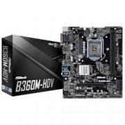 Motherboard B360M-HDV (B360/1151/DDR4)