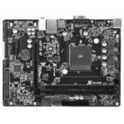 Tarjeta Madre ASRock micro ATX AM1B-M, S-AM1, USB 2.0/3.0, 32GB DDR3, para AMD
