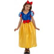 Costum Alba ca Zapada 6-7 ani