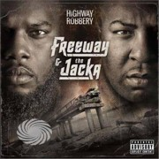 Video Delta Freeway & The Jacka - Highway Robbery - CD