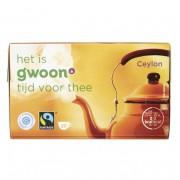 G´woon Ceylon thee