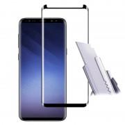 Protector de Ecrã Mocolo 3D Full Size per Samsung Galaxy S9 - Preto