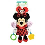 Kids Preferred Disney Baby Minnie Mouse Ladybug Activity Toy Plush