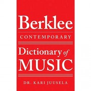 MusicSales - The Berklee Contemporary Dictionary Of Music