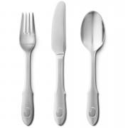 Georg Jensen Elephant Child Cutlery Set
