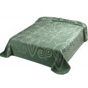 Pătură de pat double Belpla Ster 516 Aqua