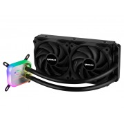 RAIDMAX COBRA 240 RGB 280MM (RADIATOR LENGTH) CPU LIQUID COOLER