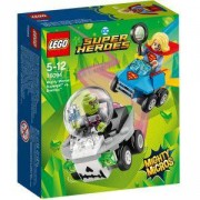 Конструктор ЛЕГО СУПЕР ХИРОУС Mighty Micros: Supergirl vs. Brainiac, LEGO DC Comics Super Heroes, 76094