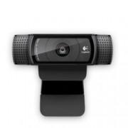 Уеб камера Logitech C920, микрофон, Full HD(1920x1080), USB, черна