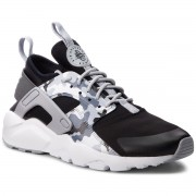 Обувки NIKE - Air Huarache Run Ultra Prt Gs AQ9038 001 Black/Wolf Grey/Dark Grey