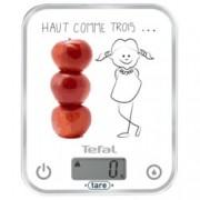 Кухненски кантар Tefal BC5134V0, дигитален, до 5 кг., автоматично изключване, бял