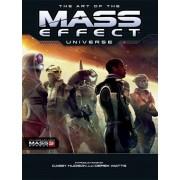 Dark Horse Mass Effect Art Book The Art of the Mass Effect Universe