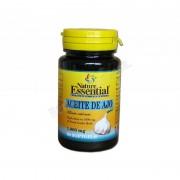 Nature Essential Aceite de ajo 1000mg 60 perlas. nature essential - plantas medicinales