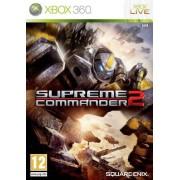 Square Enix Supreme Commander 2 (Xbox 360) vídeo Juego (Xbox 360, Estrategia, E12 + (Todos 12 +))