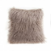 Perna cu piele de oaie LW Tibetan 50x50cm Velvet Birch CLTS50V-TBI