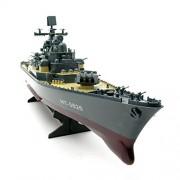 POCO DIVO USS Missouri BB-63 US Navy Battleship RC Marine Warship 1/250 Military Model Boat