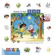 AVI-lezen met Paul van Loon: feest in het bos - Paul van Loon