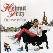 Helmut Fritz - En Observation (0886975383023) (1 CD)