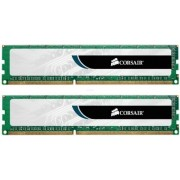 Memorii Corsair Value DDR3, 2x4GB, 1600MHz