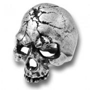gyűrű Ruination Skull ALCHEMY GOTHIC - R174