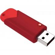 Memorie USB Emtec Click 3.0 B100 64GB Red