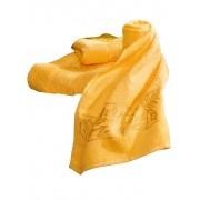 Webschatz Handdoeken 'Olga' Webschatz geel