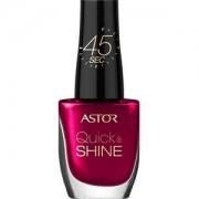 Astor Make-up Nails Quick & Shine Nail Polish Nr. 607 Hug Someone 8 ml